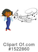 Music Clipart #1522860 by Graphics RF
