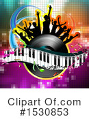 Music Clipart #1530853 by merlinul