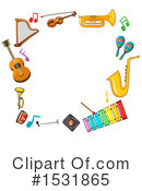 Music Clipart #1531865 by Graphics RF