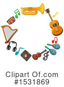 Music Clipart #1531869 by Graphics RF