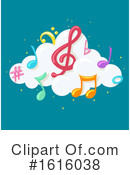 Music Clipart #1616038 by BNP Design Studio