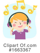 Music Clipart #1663367 by BNP Design Studio