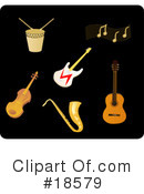Music Clipart #18579 by Rasmussen Images