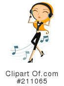 Music Clipart #211065 by BNP Design Studio