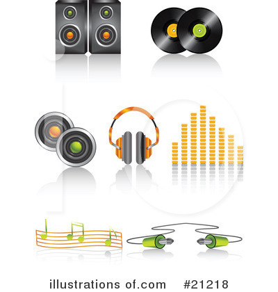 Records Clipart #21218 by elaineitalia