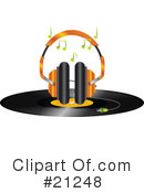Music Clipart #21248