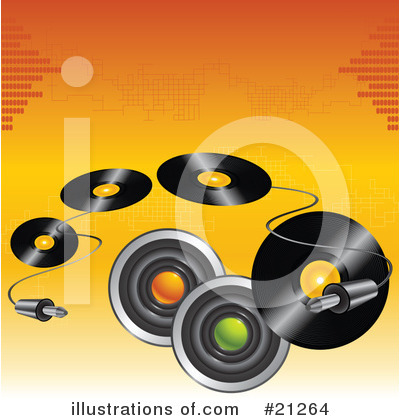 Records Clipart #21264 by elaineitalia