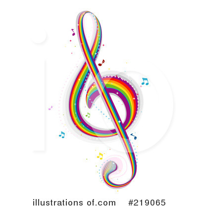 Rainbow Clipart #219065 by BNP Design Studio