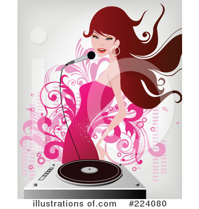 Record Player Clipart #224080 by OnFocusMedia