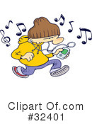Music Clipart #32401 by gnurf