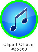 Music Clipart #35860