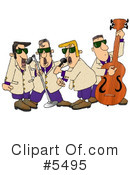 Music Clipart #5495 by djart