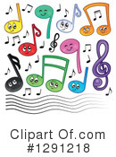 Music Note Clipart #1291218