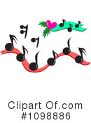 Music Notes Clipart #1098886