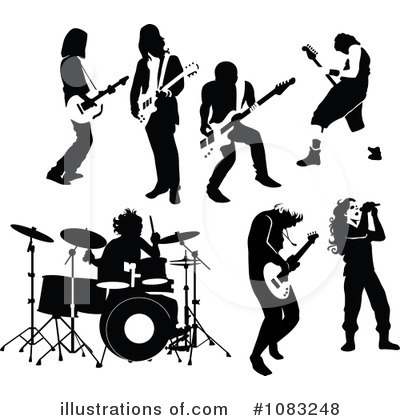 Music Clipart #1083248 by Frisko