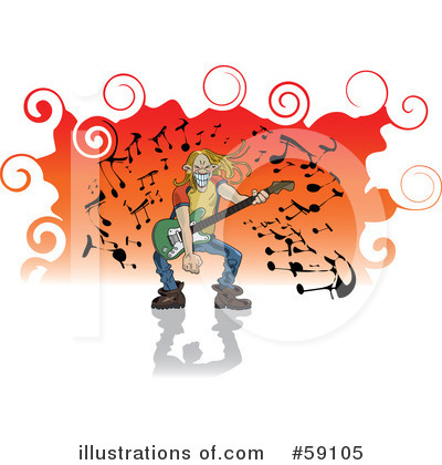Music Clipart #59105 by Frisko