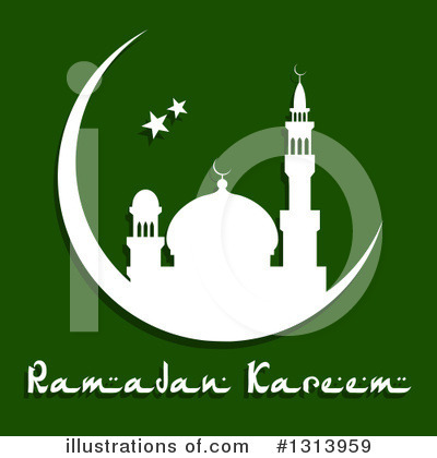 Ramadan Kareem Clipart #1313959 by Vector Tradition SM