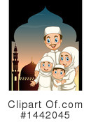 Muslim Clipart #1442045 by Graphics RF