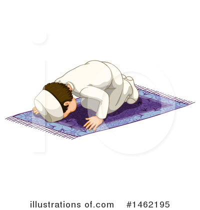 Muslim Clipart #1462195 by Graphics RF