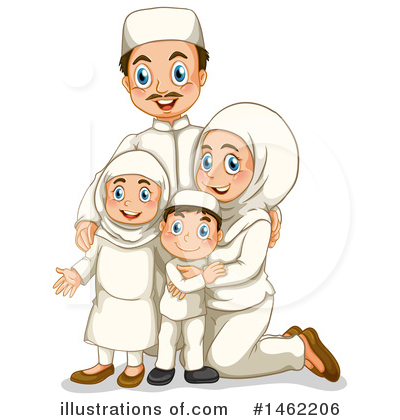 Muslim Clipart #1462206 by Graphics RF