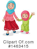 Muslim Clipart #1463415 by Graphics RF