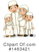 Muslim Clipart #1463421 by Graphics RF