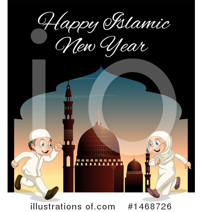 New Year Clipart #1468726 by Graphics RF