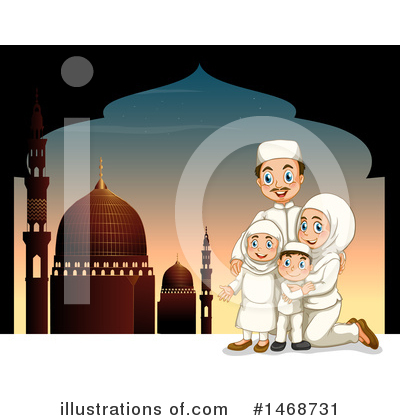 Mosque Clipart #1468731 by Graphics RF