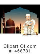 Muslim Clipart #1468731 by Graphics RF