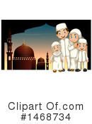 Muslim Clipart #1468734 by Graphics RF