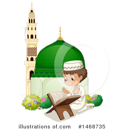 Mosque Clipart #1468735 by Graphics RF