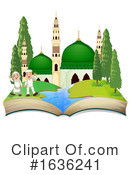 Muslim Clipart #1636241 by Graphics RF