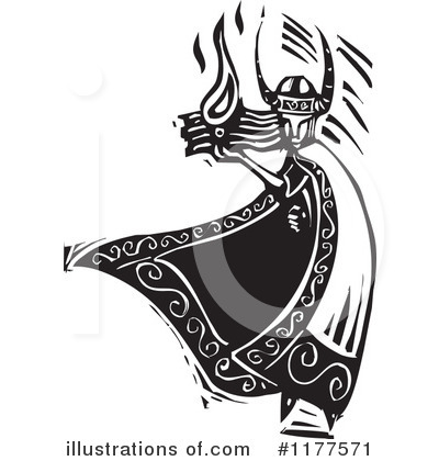 Mythology Clipart #1177571 by xunantunich