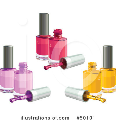 Manicure Clipart #50101 by Pushkin