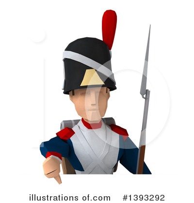 Napoleonic Soldier Clipart #1393292 by Julos