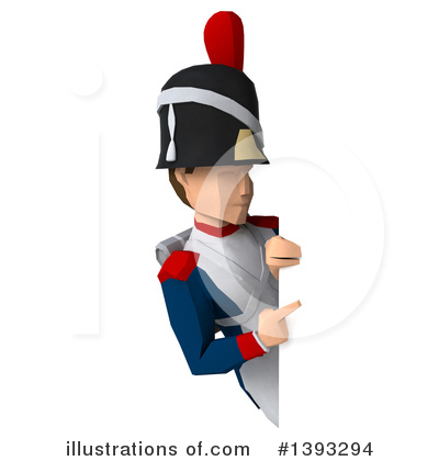 Napoleonic Soldier Clipart #1393294 by Julos
