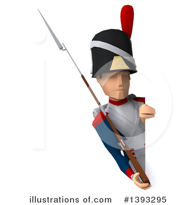 Napoleonic Soldier Clipart #1393295 by Julos
