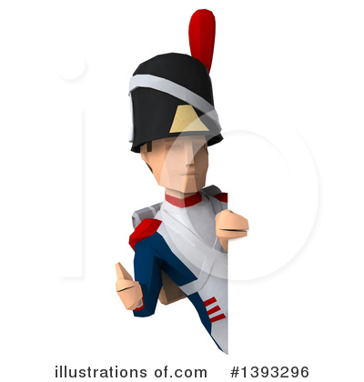 Napoleonic Soldier Clipart #1393296 by Julos