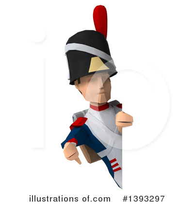 Napoleonic Soldier Clipart #1393297 by Julos