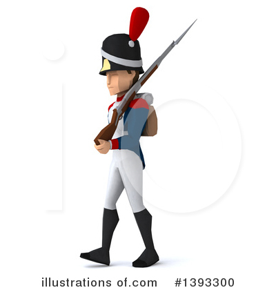 Napoleonic Soldier Clipart #1393300 by Julos