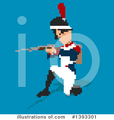 Napoleonic Soldier Clipart #1393301 by Julos