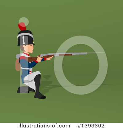 Napoleonic Soldier Clipart #1393302 by Julos