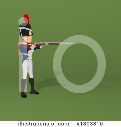 Napoleonic Soldier Clipart #1393310 by Julos