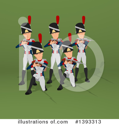Napoleonic Soldier Clipart #1393313 by Julos