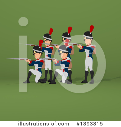 Napoleonic Soldier Clipart #1393315 by Julos