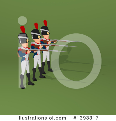 Napoleonic Soldier Clipart #1393317 by Julos