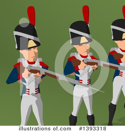 Napoleonic Soldier Clipart #1393318 by Julos