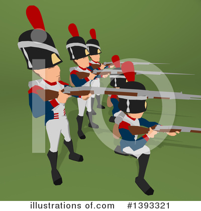 Napoleonic Soldier Clipart #1393321 by Julos