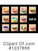 National Flag Clipart #1237868