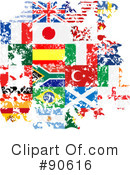 National Flag Clipart #90616 by elaineitalia